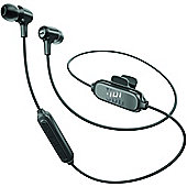JBL E25, In-Ear Bluetooth Headphones Black