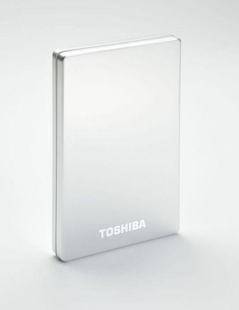 Toshiba Stor.E alu2S 1000GB 2.5 inch USB Portable External Hard Drive (Silver)