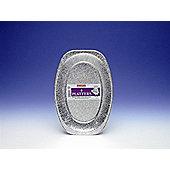 Caroline 1071/Cp4a Foil Platter 14inx3