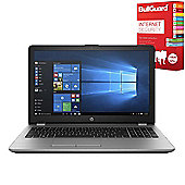 "HP 250 G6 15.6"" Laptop Intel Core i5-7200U 8GB 256GB SSD Win 10 Pro with Internet Security"