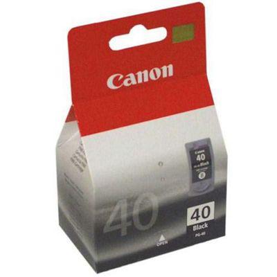 Canon 16 ml Original Ink Cartridge for Canon Fax JX500 Printer - Black