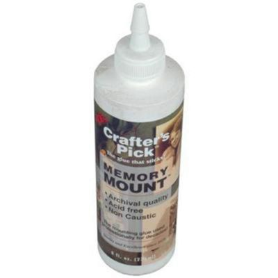 Crafters Memory Mount 236ml