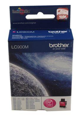 Brother LC900M Magneta Ink Cartridge - Printing