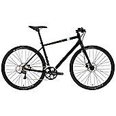HOY Shizuoka .002 2017 Lightweight Hybrid Aluminium Bike 18 Gears