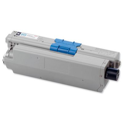 OKI Black Toner Cartridge for C510/C530 A4 Colour Laser Printers (Yield 5000 Pages)