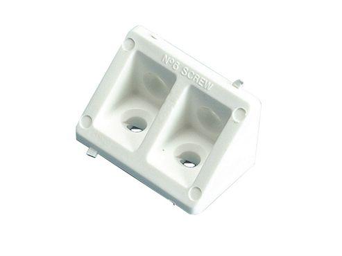 Plasplugs White Rigid Joints (20)