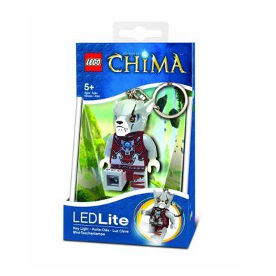 Lego Chima 'Worriz' Keyring LED Light