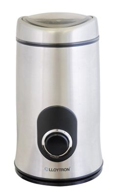 Lloytron Stainless Steel Coffee and Spice Grinder