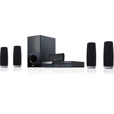 LG BH6220S 3D Blu-Ray Disc™ Home Cinema System 5.1 Cha