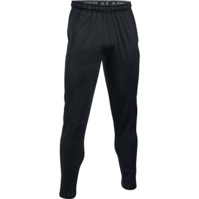 Under Armour Challenger II Knit Tapered Mens Tracksuit Pant Trouser Black - XXL