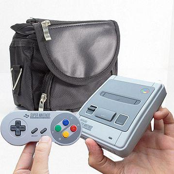 Nintendo Classic Mini: Super Nintendo Entertainment System(SNES