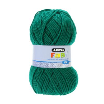 Patons FaB DK Yarn 100g - Forest