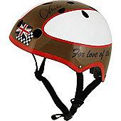 Kiddimoto Hero Helmet Medium (Mike Hailwood)