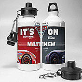 Cars 3 Personalised Water Bottle