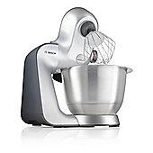 Bosch MUM59340gb 1000w 3.9litre Kitchen machine Silver / Anthracite