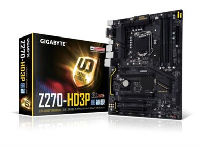 Gigabyte GA-Z270-HD3P Intel Socket 1151 Motherboard