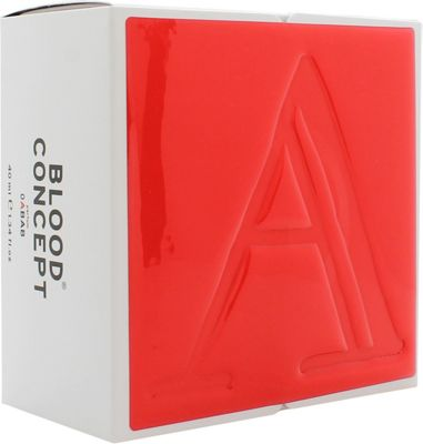 Blood Concept A Eau de Parfum (EDP) 40ml Dropper