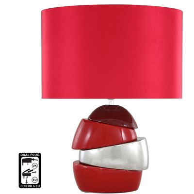 Divide Table Lamp