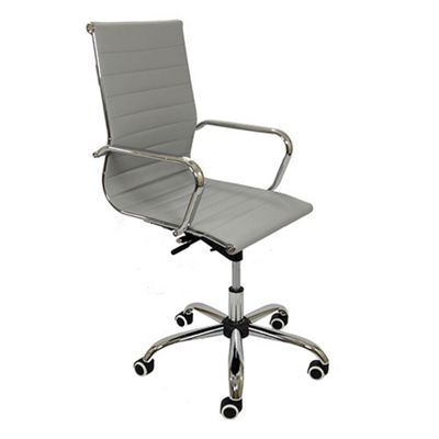 Casino Grey Office Chair