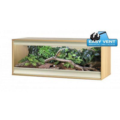 Viv-exotic Viva+ Vivarium Large - Oak