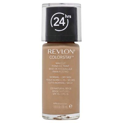 Revlon ColorStay™ Normal/Dry Natural Beige