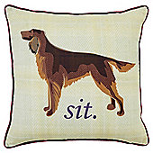 Tesco Dog Sit Cushion