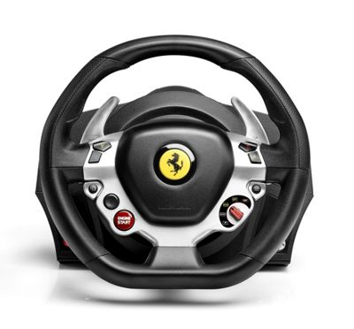 Thrustmaster TX Racing Wheel Ferrari 458 Italia Edition for Xbox One and PC