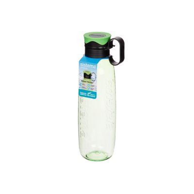 Sistema Tritan Traverse Bottle, 800ml Lime