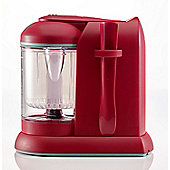 Beaba Babycook Solo 4-in-1 Baby Food Maker (Red)