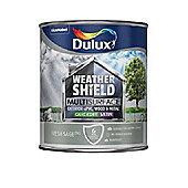 Dulux Weathershield Multi Surface Paint - Fresh Sage - 750ml