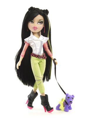 Bratz Club Neon Runway Jade Doll