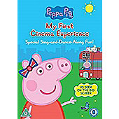 Peppa Pig: My First Cinema Experience Dvd