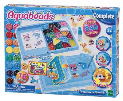 Aquabeads Beginners Studio 2017