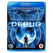 Debug Blu-Ray