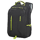 American Tourister Laptop Rucksack Black/Lime