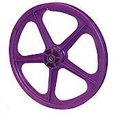 "Skyway Tuff ii 20"" Wheelset - Purple"