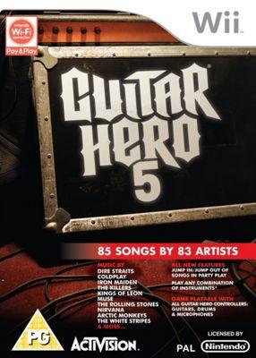 Guitar Hero 5 (Solus)
