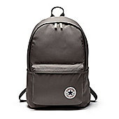 Converse All Star EDC Poly Backpack School Shoulder Bag - Charcoal