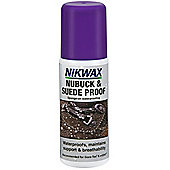 Nikwax Spray On Nubuck And Suede Proof Waterproofing - 125ml