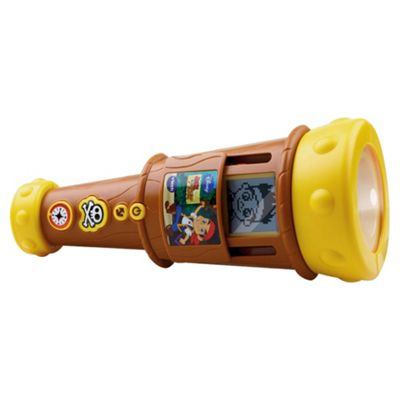 Vtech Jake And The Neverland Pirates Spy & Learn Telescope