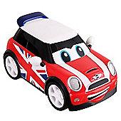 Go MINI Stunt Racer Red Spokes