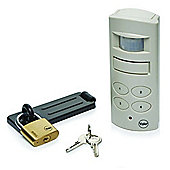 Yale PIR Intruder Alarm and Padlock
