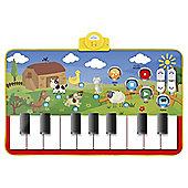 Carousel Piano Mat