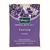 Kneipp Lavender Balancing Bath Salts 60g
