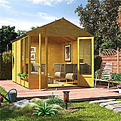 BillyOh Holly Tongue and Groove 10x8 T&G Apex Summerhouse