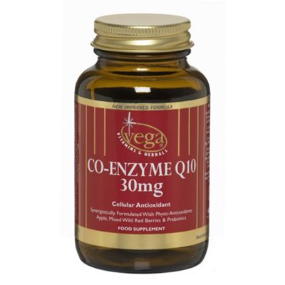 Co-Enzyme Q10 30mg