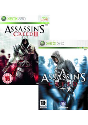 Ubi Double Pack Assassins 1 & 2