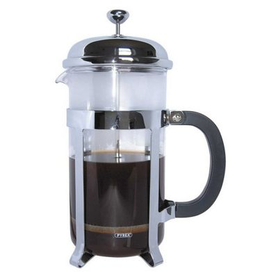 Cafe Ole Cafetiere Coffee Maker, 3-Cup