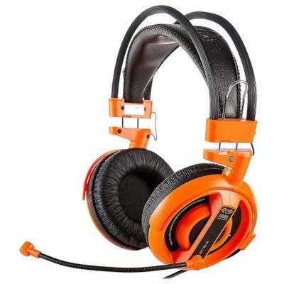 E-BLUE Cobra HS Entry Level Headset Orange EB-EHS013OG