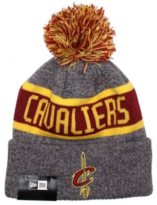 d12114e4799 Buy New Era Cap Co NBA Marl Knit Beanie - Cleveland Cavaliers from ...